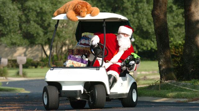 Top 15 Weihnachtsgeschenke für einen Golfer Teil 1