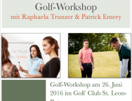 Golf- Workshop