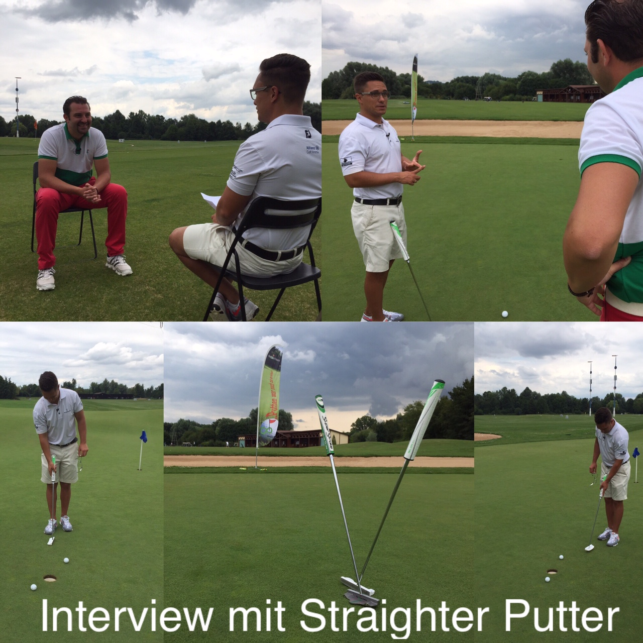 Interview mit Straighter Putter