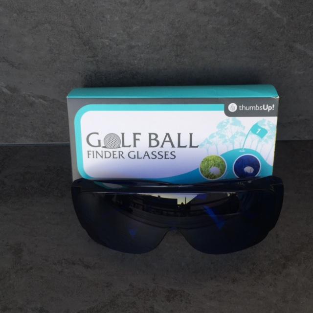Golf Ball Finder Glasses von Thumbs Up!