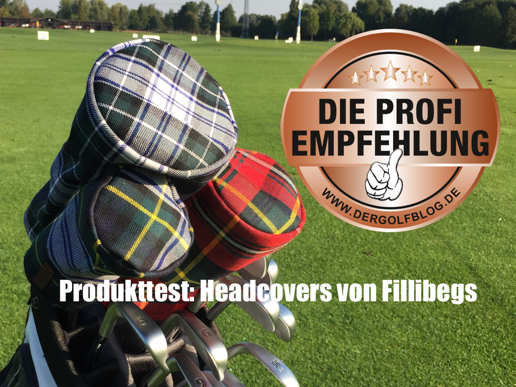 Produkttest: Headcovers von Fillibegs
