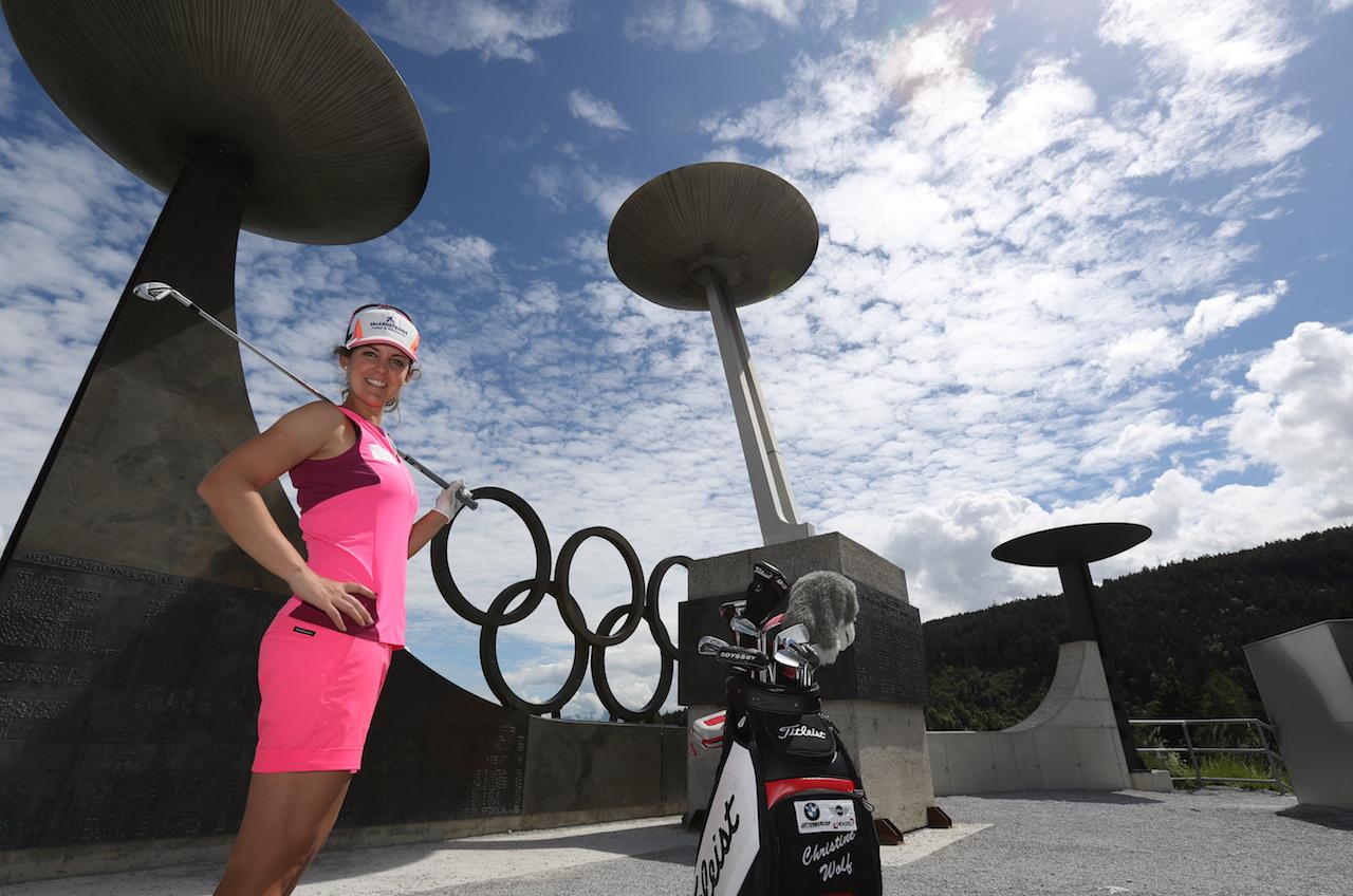 Christine Wolf: Interview über Rio, Golf aus Österreich und das Leben als Tourproette