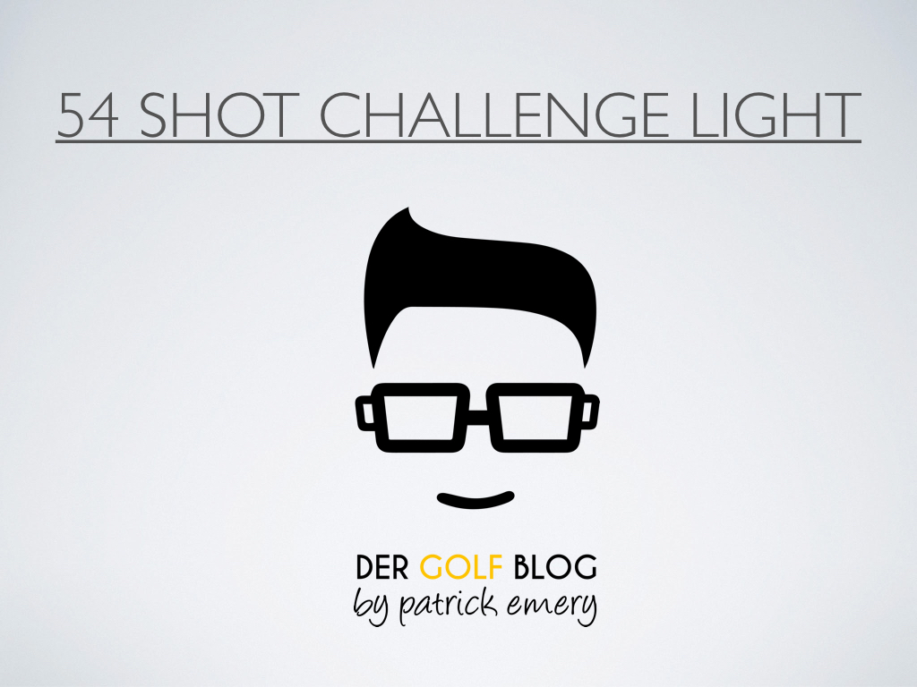 54 Shot Challenge Light