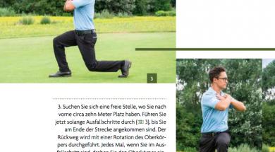 Der Golf Blog Kooperation Golf Journal Aufwärmen Leicht Gemacht