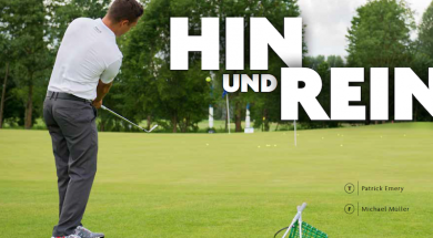 Patrick Emery Golf Journal hin und rein