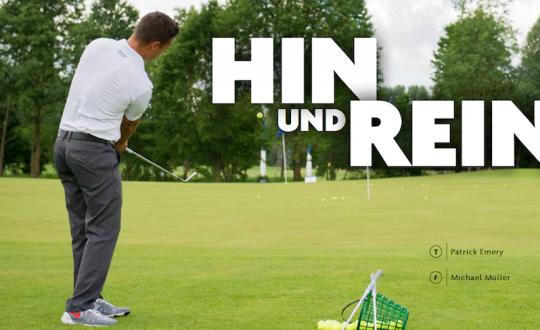 Patrick Emery Golf Journal hin und rein