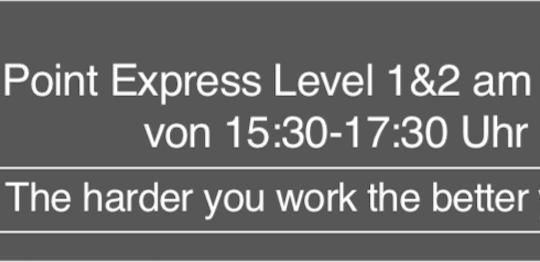 Aim Point Express Level 1&2 Workshop